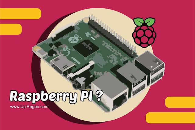 raspberry pi adalah