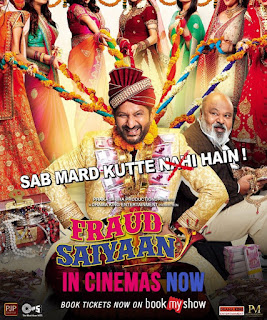 Fraud Saiyyan 2019 Full Movie Free Download Camrip