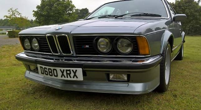 Modern Classic BMWs under the Hammer at Classic Car Auctions
