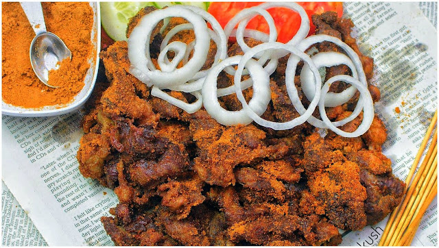 Check Out Mrs Kush's Homemade Suya Recipe