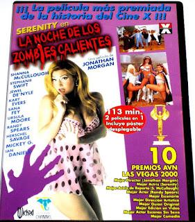 La Noche De Los Zombies Calientes