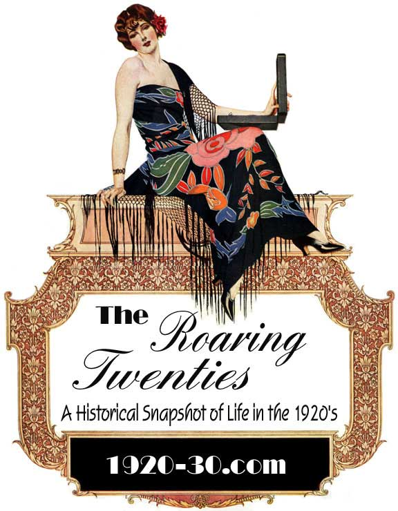 American History: 'Roaring Twenties' a Time of Economic and Social Change