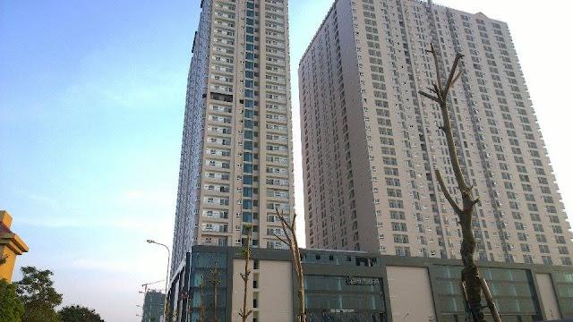 Gemek Tower bàn giao nhà