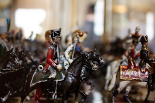 Toy Soldiers - Photo by Jemima Whyles on Unsplash