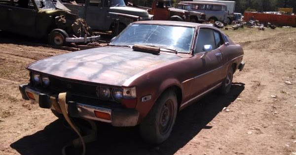 Restoration Project Cars 1977 Toyota Celica Gt Liftback Project