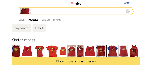 image search by -yandex