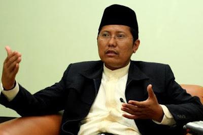 Salah Pilih Menteri Bikin MUI Ngelus Hati, KH Cholil Nafis: Ada yang Salah dengan Semboyan Negeri ini