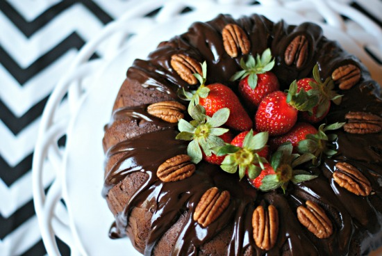 Southern Living, Chocolate bundt cake, dessert, chocolate cake, easy dessert recipe