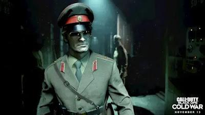 الإطلاق الرسمي لـ لعبة COD Black Ops Cold War