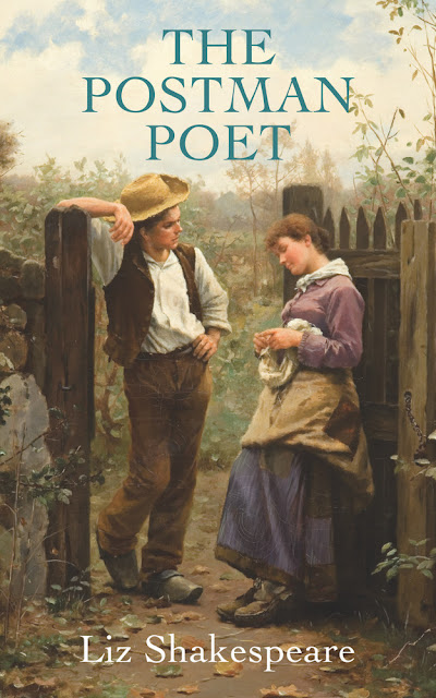 """Liz Shakespeare commemorates the 200th Anniversary of Edward Capern """"The Postman Poet""""."""