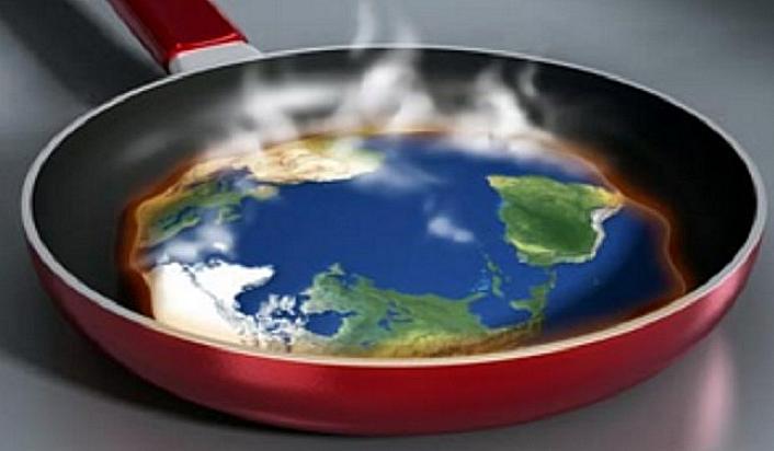 A Terra se tornou um super microondas com a geoengenharia climática