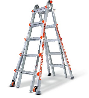 little giant telescopic ladder
