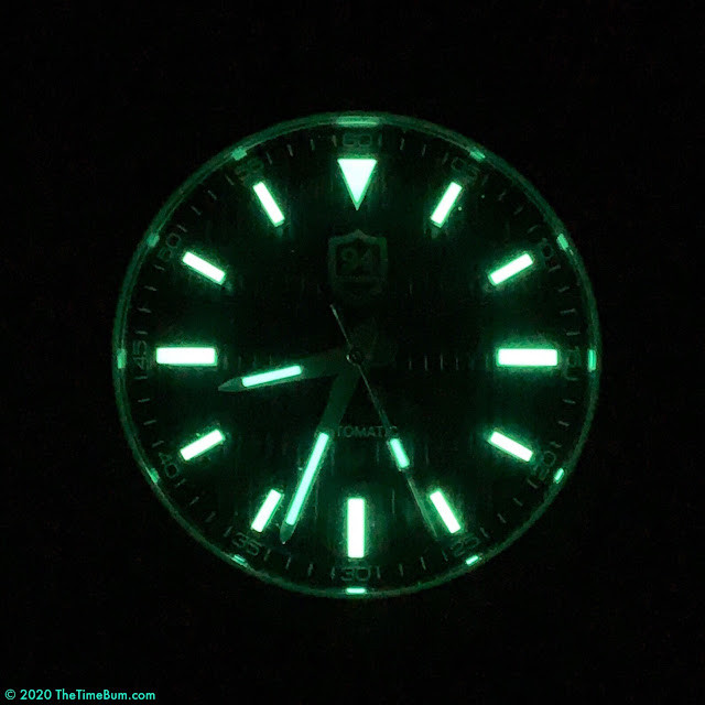Nine Four Successor lume