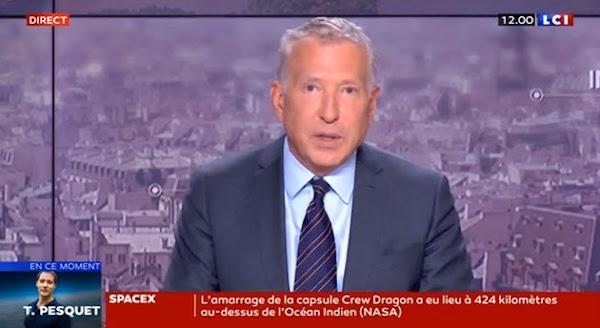 Philippe Ballard de LCI, tête de liste du Rassemblement national pour les régionales à Paris