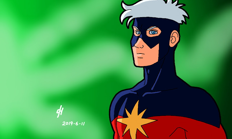 Mar-Vell the Hero