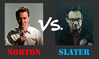 Edward Norton vs Christian Slater