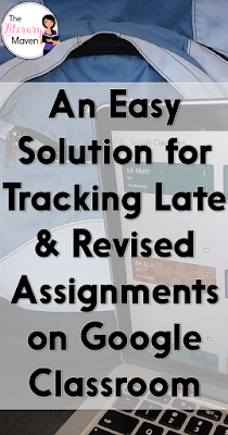 I love Google Classroom, but not so much all of the email notifications about student work that clutter up my inbox. Read on for my easy solution to avoiding getting notifications from Google Classroom about late submissions or resubmitted assignments when students turn in an assignment past the due date or redo an assignment.
