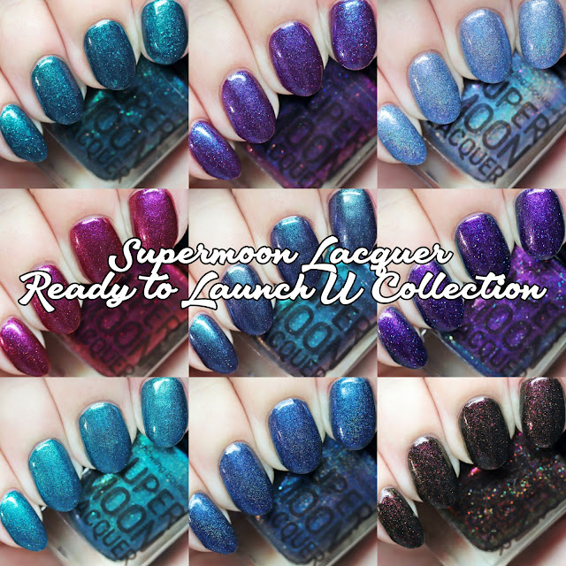 Supermoon Lacquer Ready to Launch II Collection