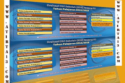 Download Aplikasi EDS  2016 Format Microsoft Excel Plus Rekapitulasi dan Grafik EDS