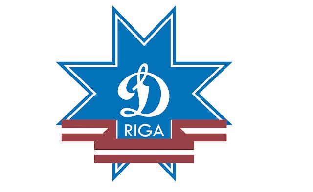 Логотип ХК Динамо Рига 1990
