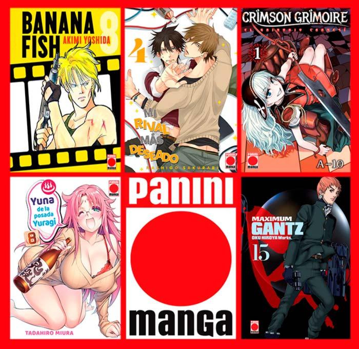 Novedades Panini Cómics febrero 2021