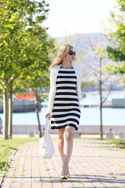 Одежда в полоску лето 2015
