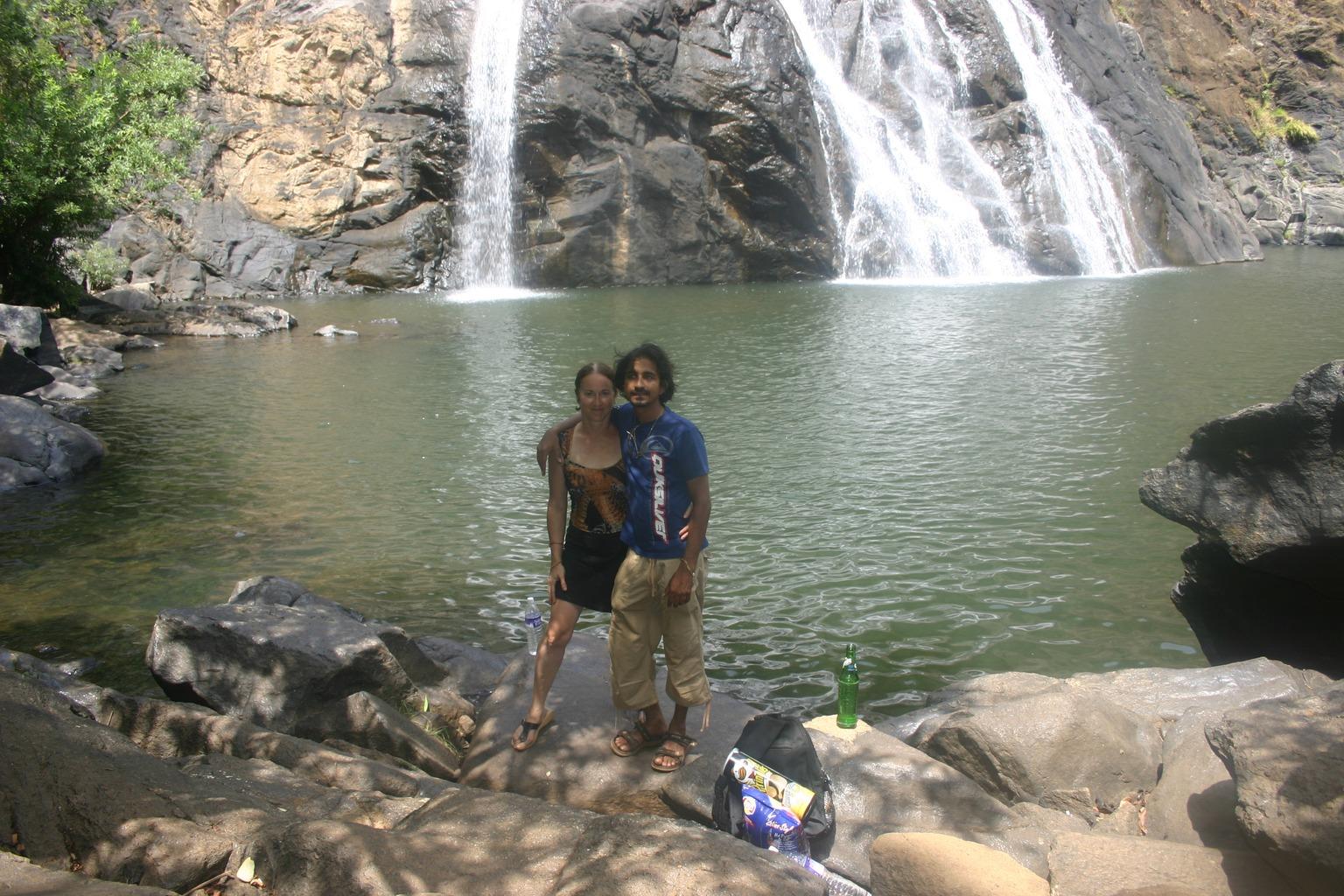 342c723ebf8 Foto Natur Fantasy Flusse Fantastische Welt High Elves Of Waterfall  Sanctuary: Top Waterfall In India Dudhsagar Falls