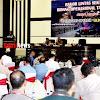 Pemprov Sulsel, TNI dan Polri Gelar Rapat Koordinasi Jelang Natal Dan Tahun Baru 2020 di Polda Sulsel