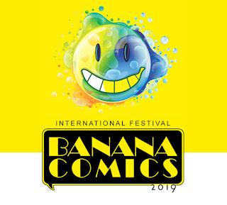 International Festival Banana Comics 2019, Brazil