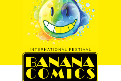International Festival Banana Comics 2019, Brazil