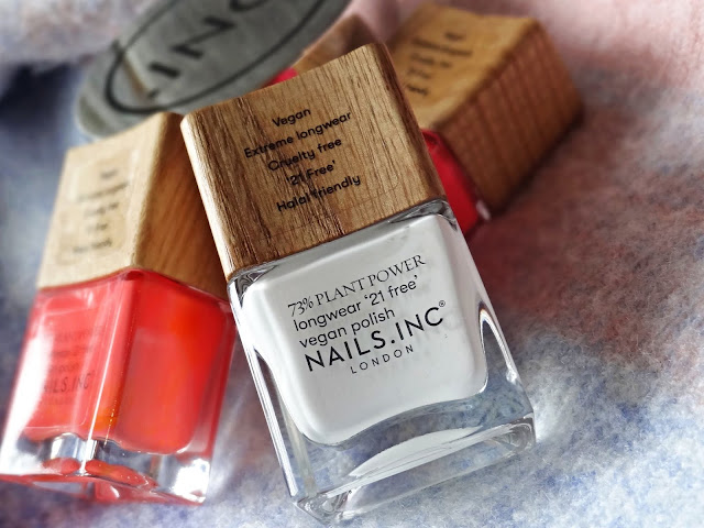 Nails Inc. Plant Power Vegan Polish New Shades, INC.redible Party Recharge Hydrating Hyaluronic Acid Under Eye Masks Review, Photos