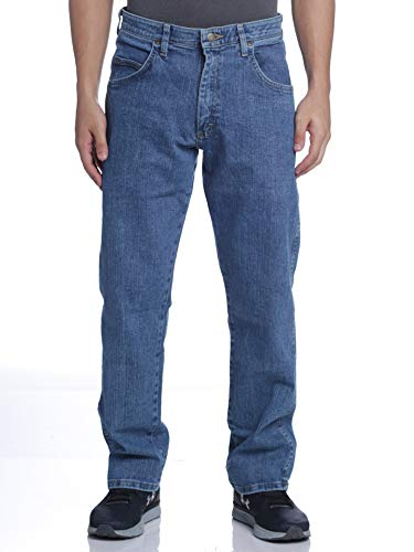 ebc2a9e59c Wrangler Men's Performance Series Relaxed Fit Jeans - Light Stone, Light  Stone, 36X30 2019