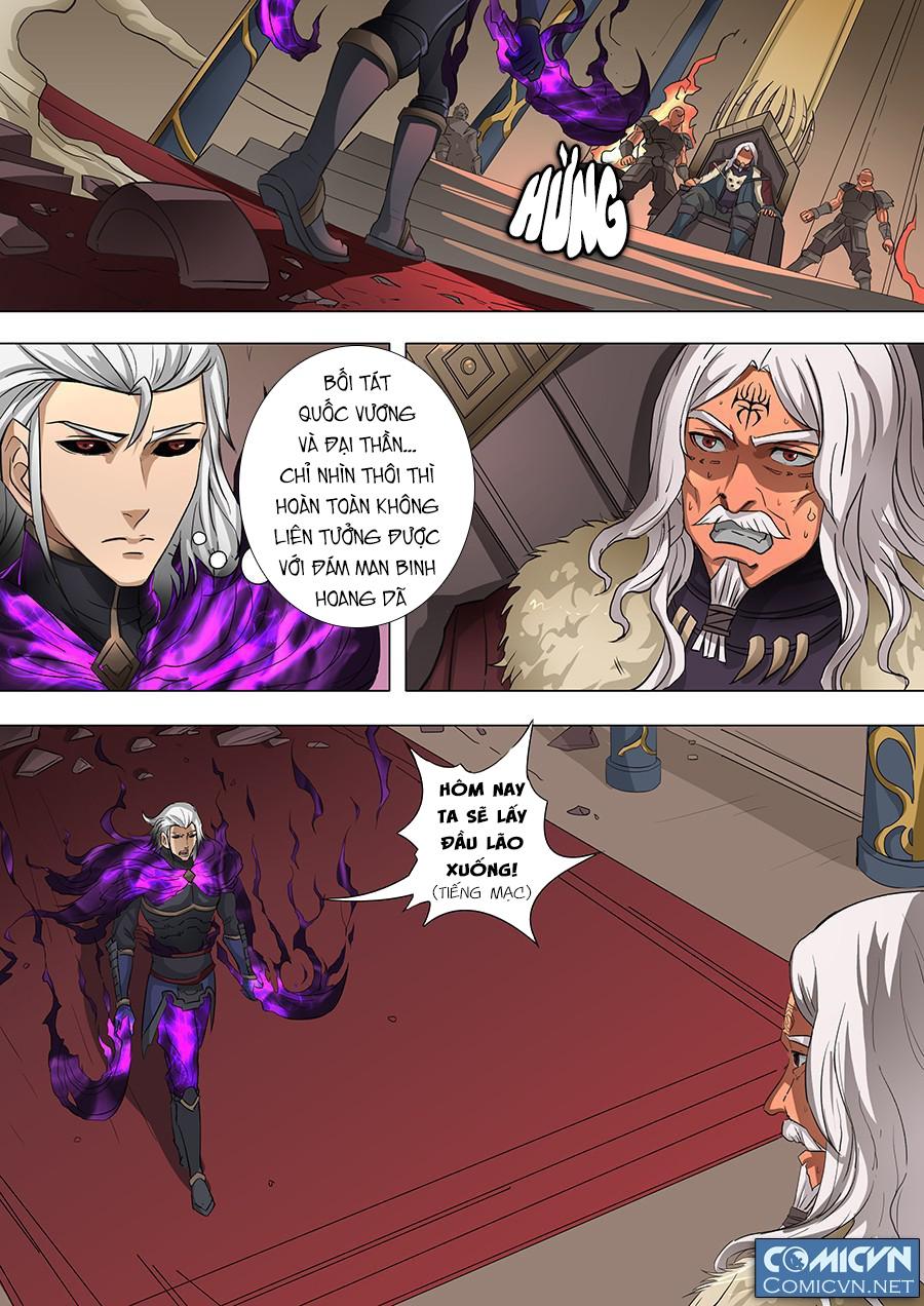 Đường Dần tại Dị Giới trang 8