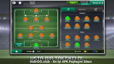 Soccer Manager 2019 hilesi