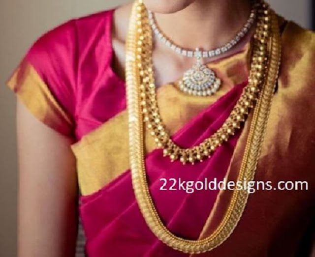 Traditional Bridal Gold Jewellery