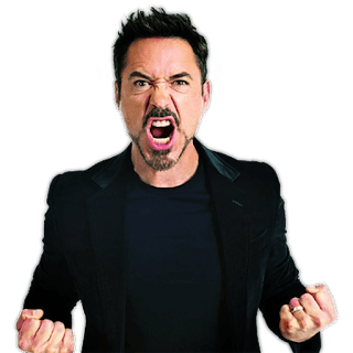 Robert Downey Jr Transparent Png Images