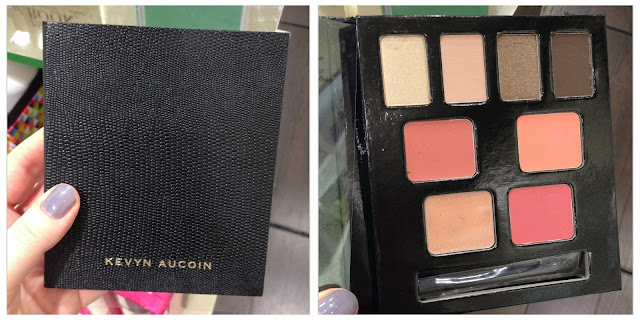 Kevin Aucoin The Look Book Eye, Cheek & Lip palette.