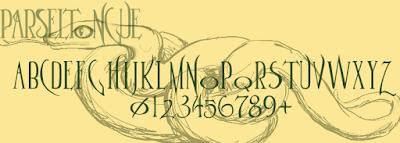 Parseltongue-font