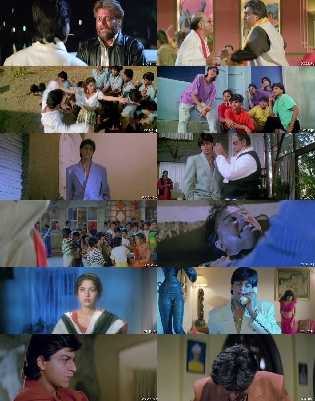 Ram Jaane 1995 Full Movie Download HDRip 480p 300Mb