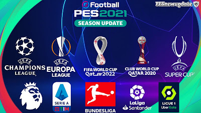 PES 2021 All Inclusive Pack IntroServer by Flav69