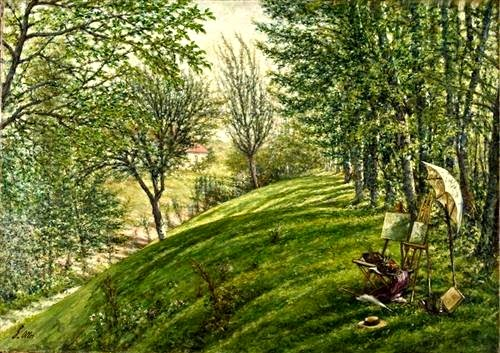 art now and then francisco oller