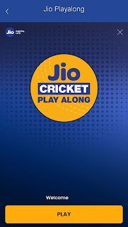 jio cricket play along