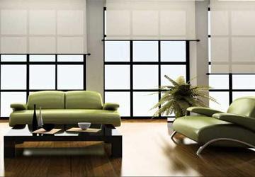 Mành rèm cuốn chống nắng cản nhiệt cửa sổ