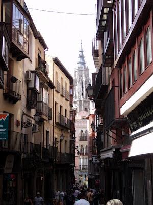 Rua - Toledo - Espanha