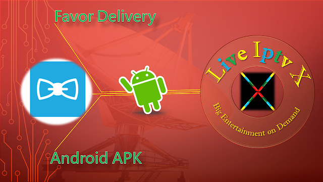 Favor Delivery APK