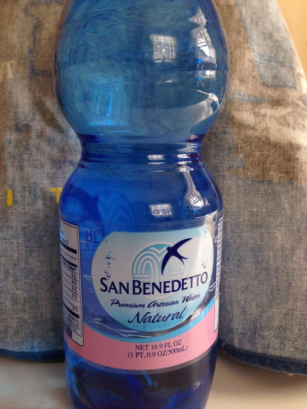 San Benedetto Premium Artesian Water - www.modenmakeup.com