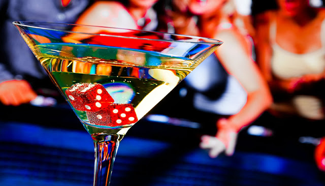 Como beber de graça em Las Vegas