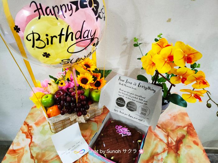 Cerita Birthday Ciksun, Dah Masuk Umur 34 Tahun