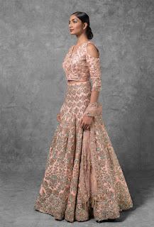 740197a352 5 most expensive lehengas for rich brides
