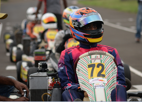 Chatterjee brothers achieve podium finish in Kolhapur.